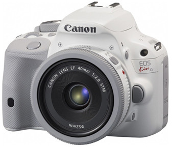 Canon EOS Rebel SL1 Available In White | Smashing Camera