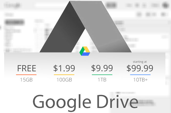 Get 1TB Storage at Google Drive for Only $9.99