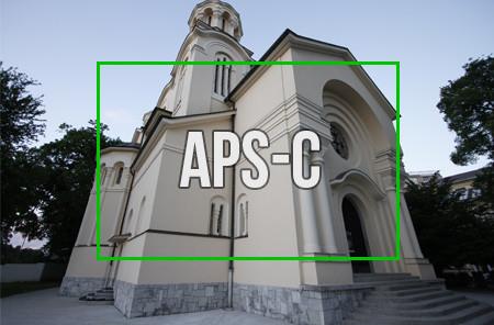 crop-apsc. Canon APS-C Cameras
