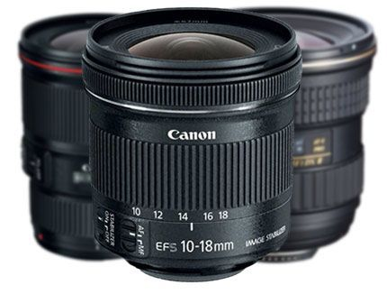 Best Wideangle Lenses For Canon Dslrs Smashing Camera