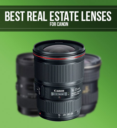 Best Canon Lenses For Real Estate Indoor Photography