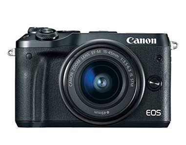 Canon M6 Vs Iphone