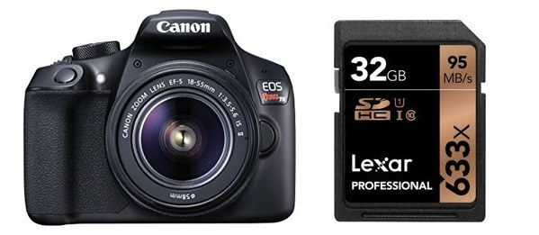 Best Memory Cards For Canon T6 Smashing Camera