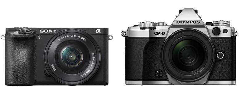 Sony A6500 vs Olympus E-M5 II – Comparison | Smashing Camera