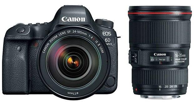 Best Lenses for Canon 6D II in 2018 | Smashing Camera